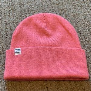 Herschel Supply Company Beanie, Pink